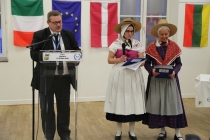 OPENING OF THE WORLD FOLKLORE UNION SOCIAL-HISTORIAN OFFICE
