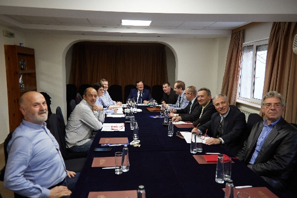 BOARD MEETING IN SOFIA - BULGARY - 14.04.2018