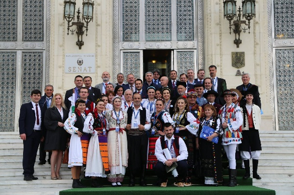 International Symposium at Romanian Parliament