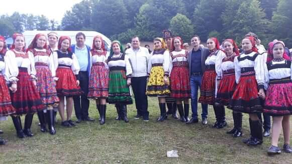 GENERAL ASSEMBLY OF THE NATIONAL FOLKLORE ASSOCIATION FROM ROMANIA