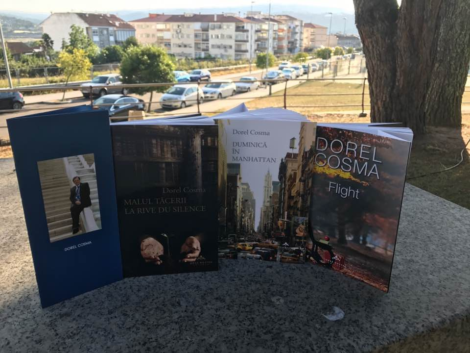 TRIPLE BOOK RELEASE AND PUBLIC READING IN SPAIN - JUNE 2017