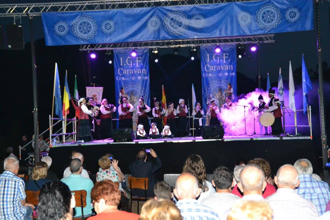 I.G.F. FOLK CARAVANA - PORTUGAL AND SPAIN 2017