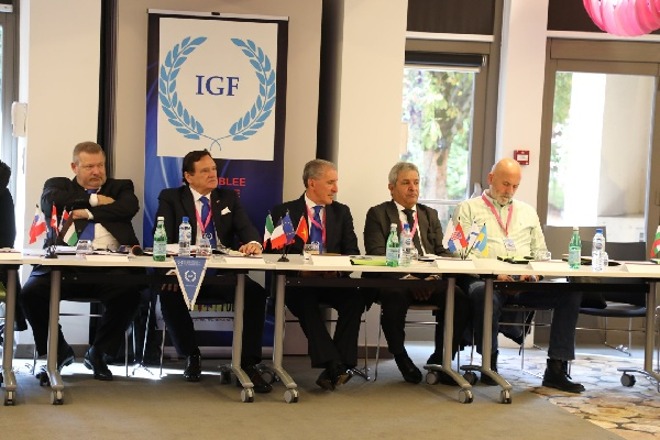 I.G.F. GENERAL ASSEMBLY - Chamonix, France - 4-6 October 2019