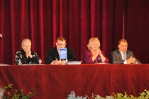 General Assembly of the European Union Folk, City Centre George Cosbuc Bistrita.