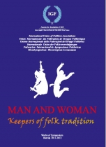 Man & Woman - Keepers of folk tradition