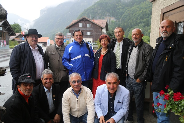 I.G.F. BOARD MEETING - INTERLAKEN, SWITZERLAND